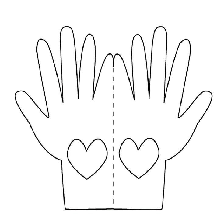 why prayer works praying hands printable template hands love card template to print and color