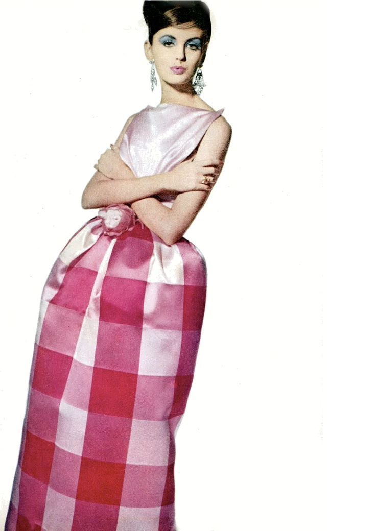 """Pierre Cardin. A beautiful """"look"""" in its day, polished and chic."""