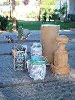 Paper Pot Press from The Garden Tool Shop www.gardentoolshop.com.au