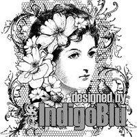 Free Cover Stamp September 2013 by IndigoBlu