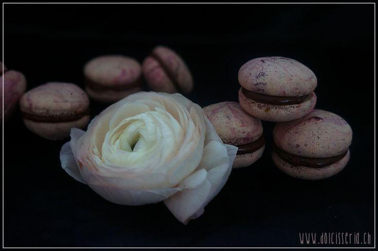#macarons  #ganache  #schokolade