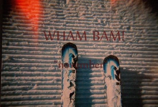 Начался последний месяц в этом году! Давайте вспомним ноябрь слушая микстейп, который на этот раз подготовил вокалист группы WHAM BAM!: http://yamiblog.com/2012/12/03/wham-bam-november/?utm_source=wham-bam-november_medium=post_term=December_campaign=Pinterest