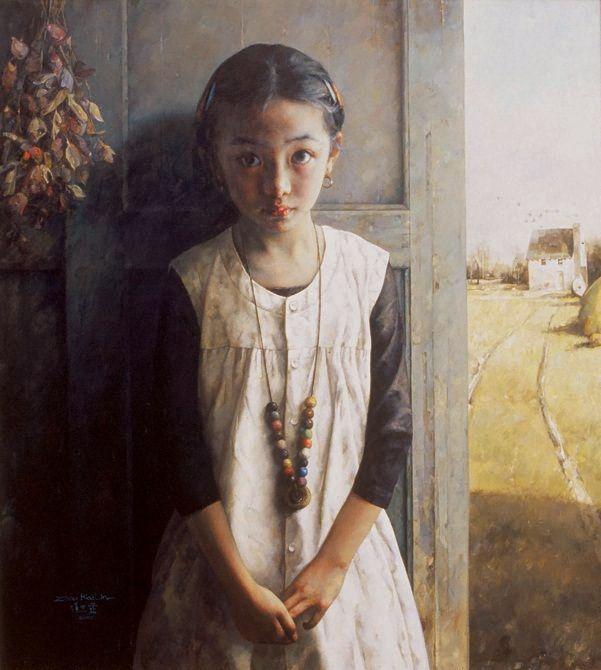 Zhao Kailin (1961, Chinese-born American)