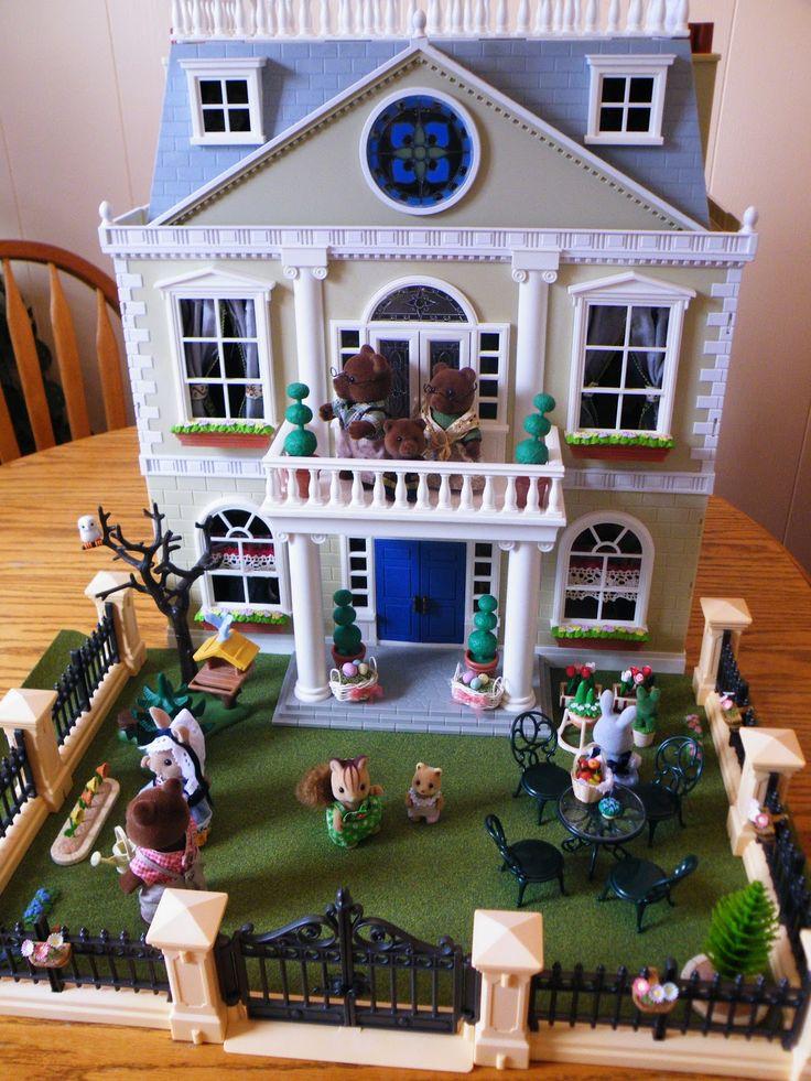 421 best sylvanian families images on pinterest toys. Black Bedroom Furniture Sets. Home Design Ideas