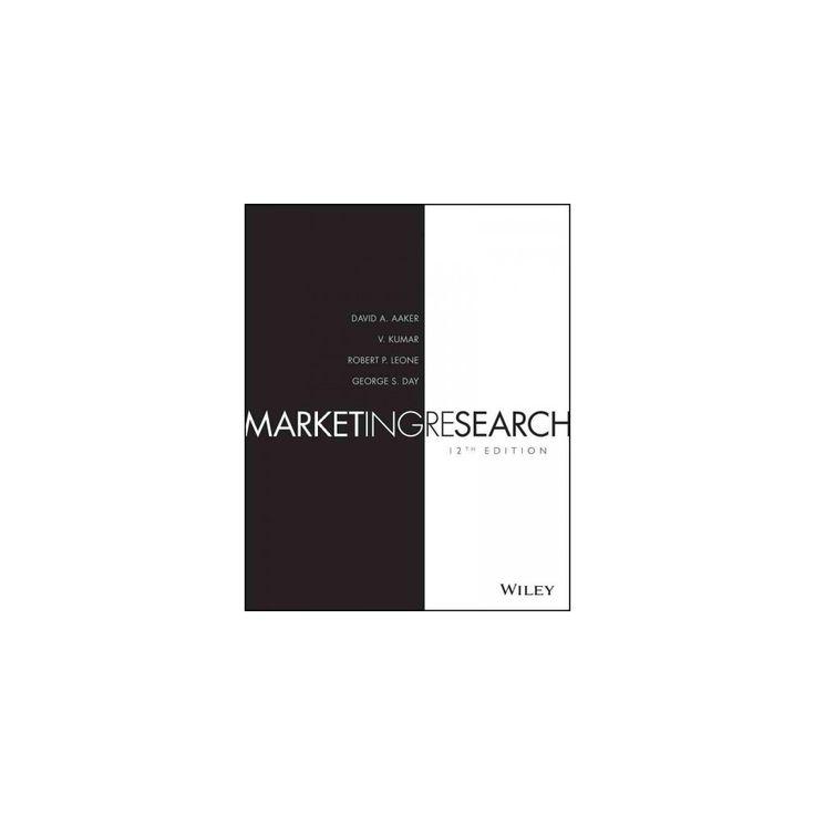 cover letter for bid proposal%0A Marketing Research  Paperback   David A  Aaker  u     V  Kumar  u     Robert