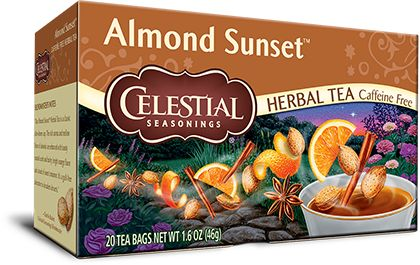 Almond Sunset by Celestial Seasonings - BACK for a short period of time. Wish they carried it all the time