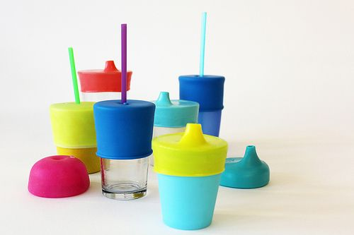 SipSnap. Turn any cup into a sippy cup.