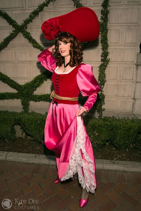We wants the Redhead! Costume not for sale, but if you can sew, this costume would be an attention grabber!