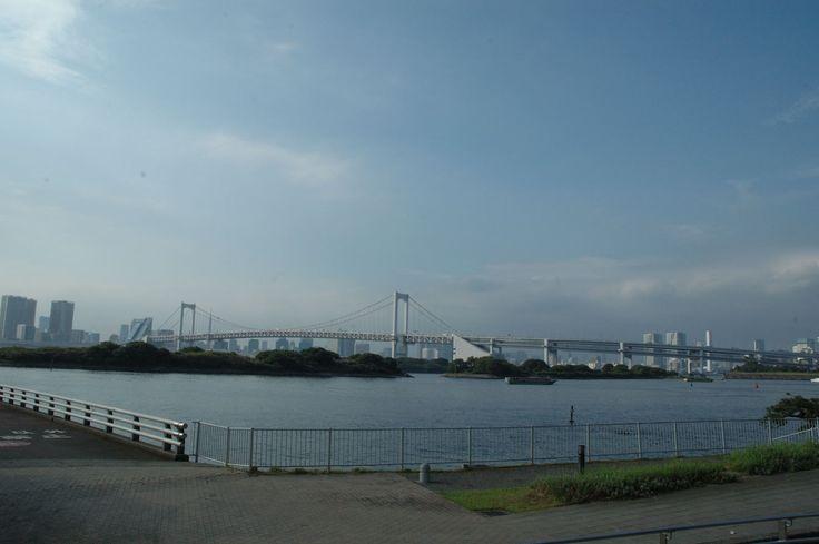 #東京 #お台場 #レインボーブリッジ