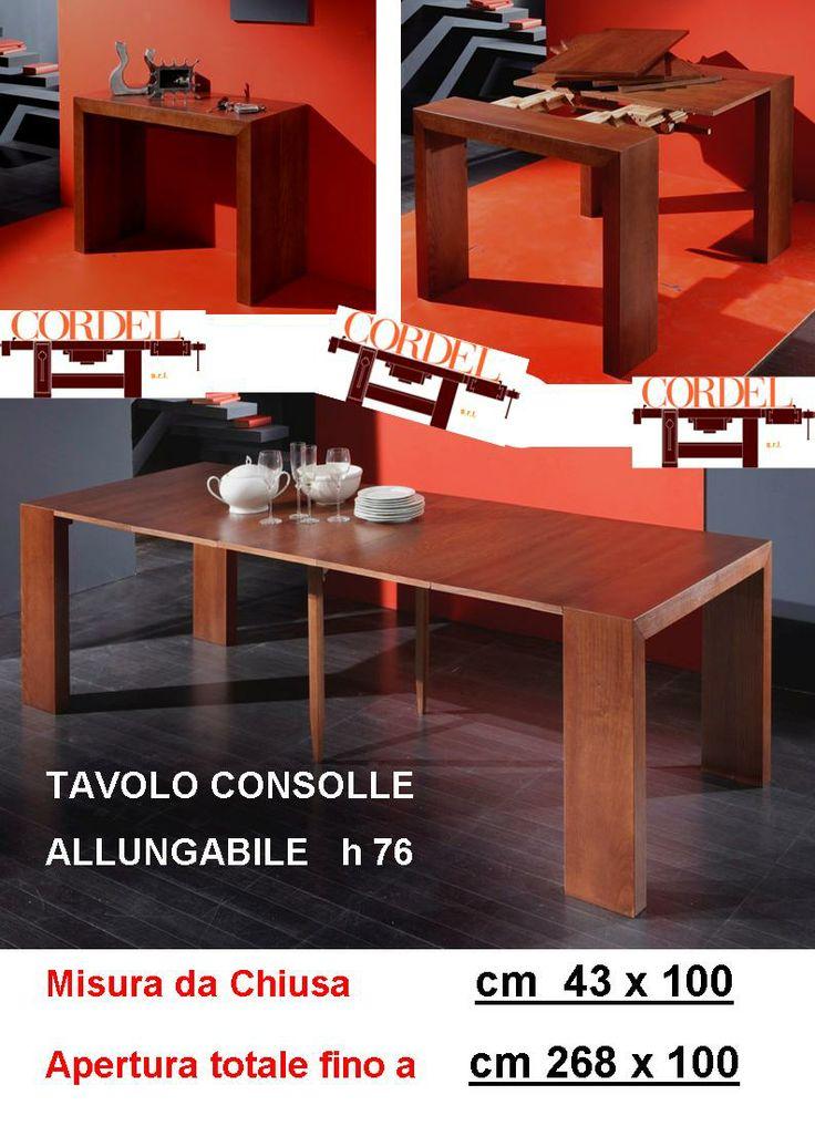 #consolle #tavoloconsolle #espostofieraartigianato