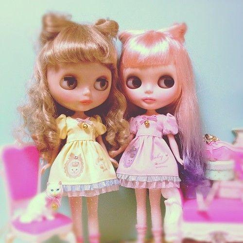 Blythe Girls♡