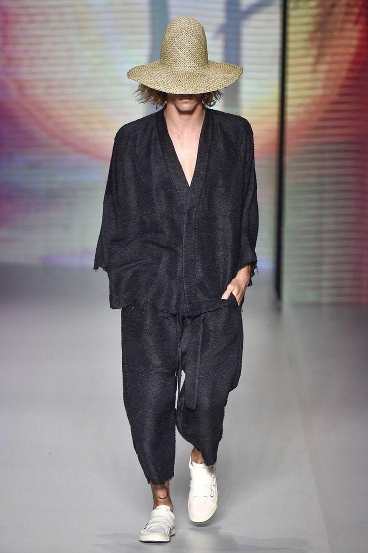 Male Fashion Trends: Osklen Fall-Winter 2017 - Sao Paulo Fashion Week