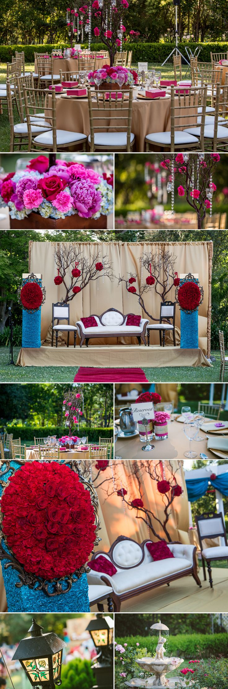 Wedding at Palmdale Estates