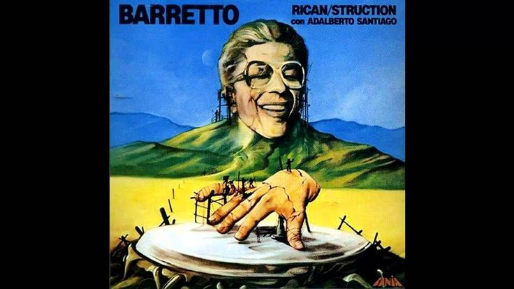 Ray Barretto - Al Ver Sus Campos: Canta ADALBERTO SANTIAGO