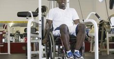 Spinal cord injuries resulting in paralysis of some type affect more than 250,000 people in the United States, according to the National Spinal Cord Injury Statistical Center. This can mean long-term confinement to a wheelchair, and create challenges to maintaining physical fitness levels. Even if you are only confined to a wheelchair for a short...