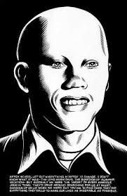 black hole graphic novel art - Google zoeken