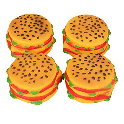 365CorTM New Pet Supplies Wholesale Pet Dog Toy Burger Super Realistic Chew Toys for Dogs -- For more information, visit image link.