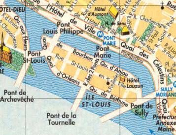 Ile saint Louis……reépinglé par Maurie Daboux….ღ. ¸.•*¨