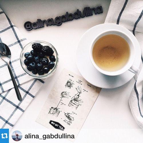 #Repost @alina_gabdullina with @repostapp.・・・Сегодня настроение с самого утра создают хорошая музыка и вкусный завтрак. Тирамису - один из любимых десертов, и, не кривя душой, скажу: это лакомство в исполнении @sania_joy попробовать определенно...