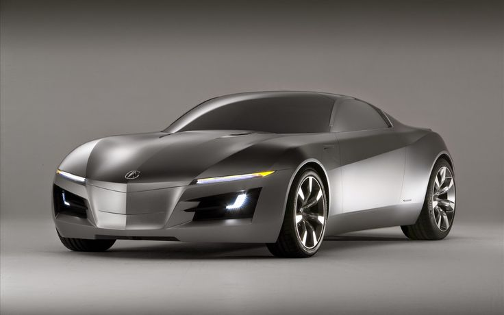 Acura Sports Car Picture ~ HD Pictures
