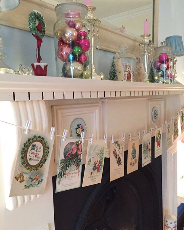 Best Christmas Danties: 555 Best ༺ Dolly's Dainty Christmas ༻ Images On Pinterest