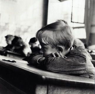 Les écoliers - Robert DOISNEAU