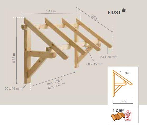 17 mejores ideas sobre planos de p rgola en pinterest for Construccion de muebles de madera pdf