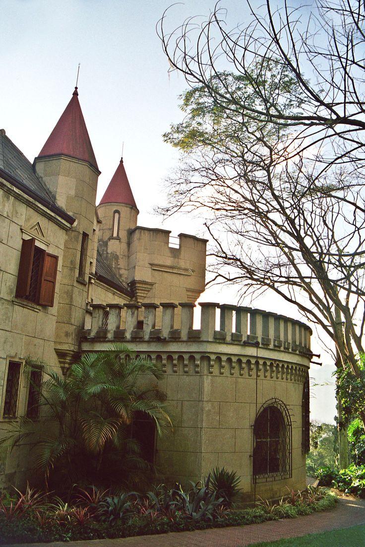 Museo El Castillo, Medellín, 2004.
