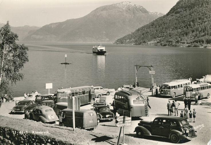 Kinsarvik  #history #svenkvia #norge #norway #car #kinsarvik
