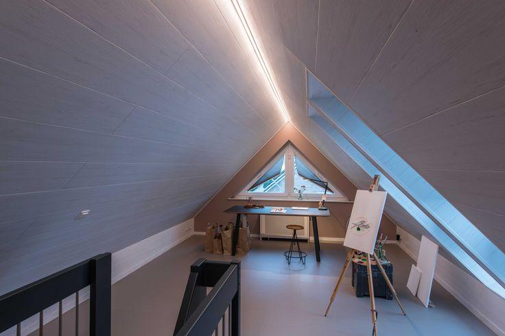 Die besten 25+ Dachbodenausbau raumhöhe Ideen auf Pinterest - interieur design ideen gemeinsamen projekt