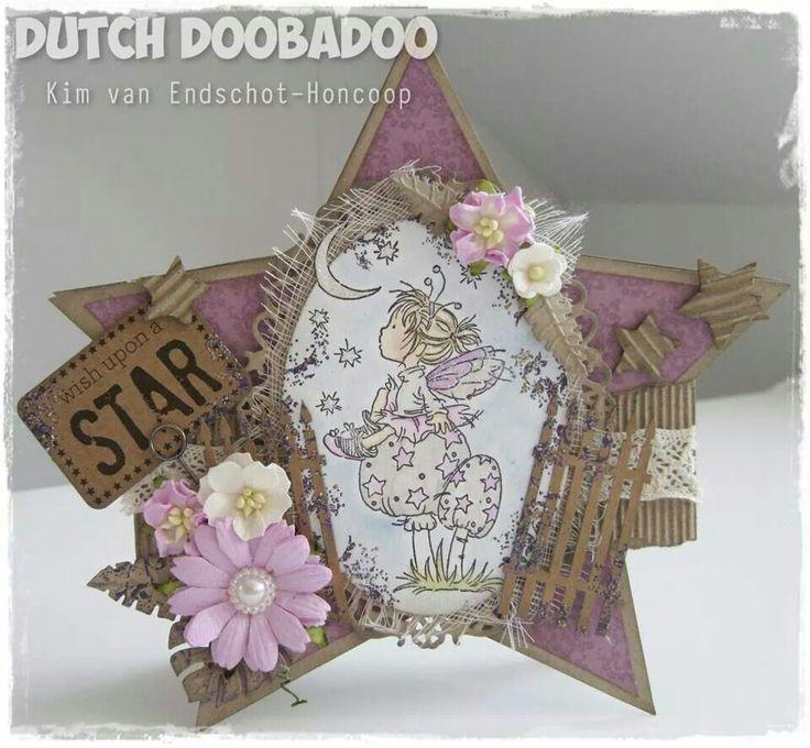 Dutch Doobadoo ster door Kim