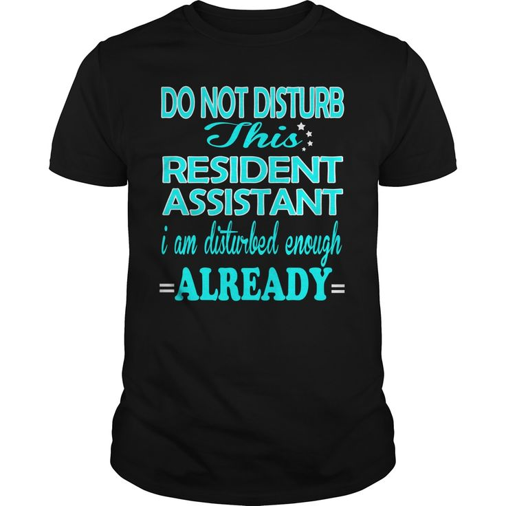 12 best Resident Assistant T-Shirts \ Hoodies images on Pinterest - Resident Assistant Job Description