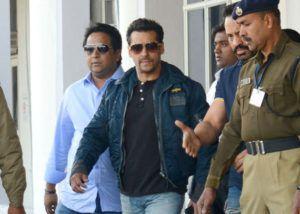 Salman Khan Reaches Jodhpur for Session Court Verdict on Arms Act Case