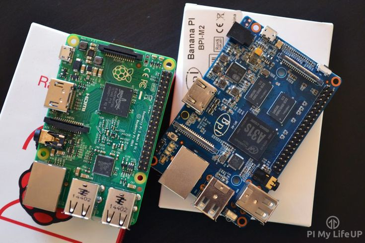Curious about the Banana Pi Vs Raspberry Pi? These two fruit named microcomputers are very similar in a lot of ways. http://pimylifeup.com/banana-pi-vs-raspberry-pi-2/