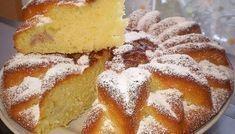 Csak egy kis gríz és gyümölcs, ebből lesz a legfinomabb grízes süti! - Finom ételek, olcsó receptek