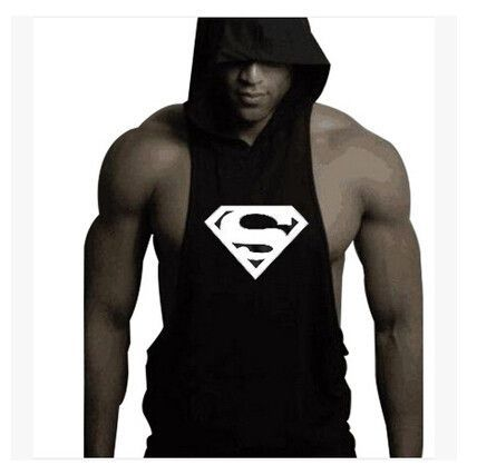 Men's Bodybuilding Clothing and Fitness = Hoodie
