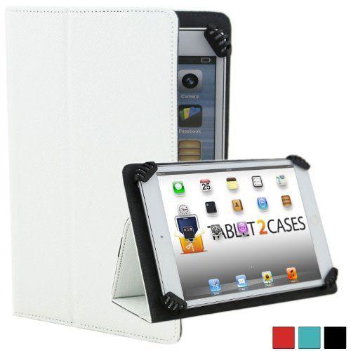 Étui folio Cooper Cases(TM) Infinite Universalpour des tablettes de 7-8 pouces: Design universel conçu pour toutes tablettes avec une…