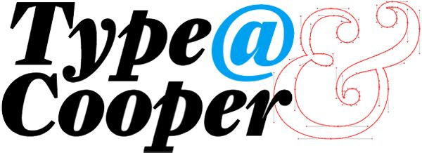 Typeface Design Degrees | Typography | Graphic Design & Publishing ...
