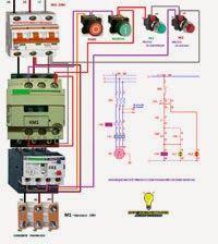 esquemas el u00e9ctricos arranque trifasico 220v esquemas