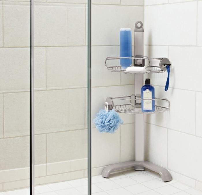 17 Best Ideas About Corner Shower Caddy On Pinterest