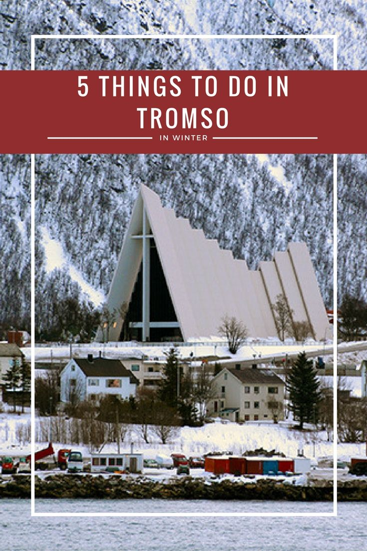5 Things to Do in Tromso, Norway in Winter