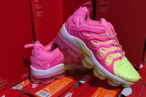 air max vapor plus pink