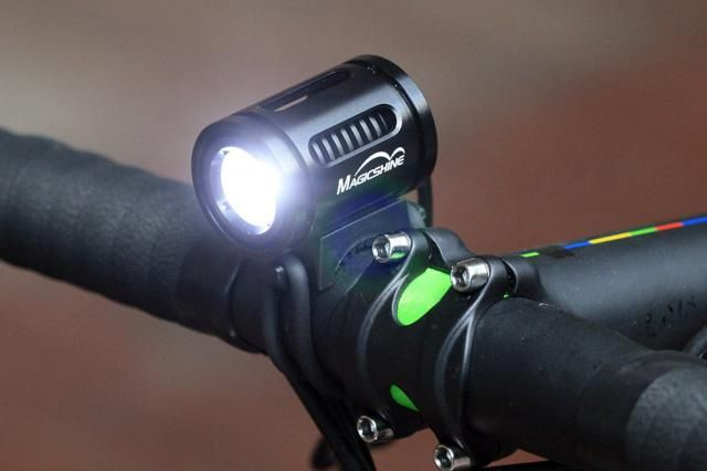 Magicshine MJ-858 front light review | road.cc