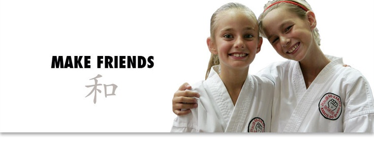 GKR KARATE INTERNATIONAL - HOME - Introduction to GKR Karate - Japanese Style Martial Arts for Everyone