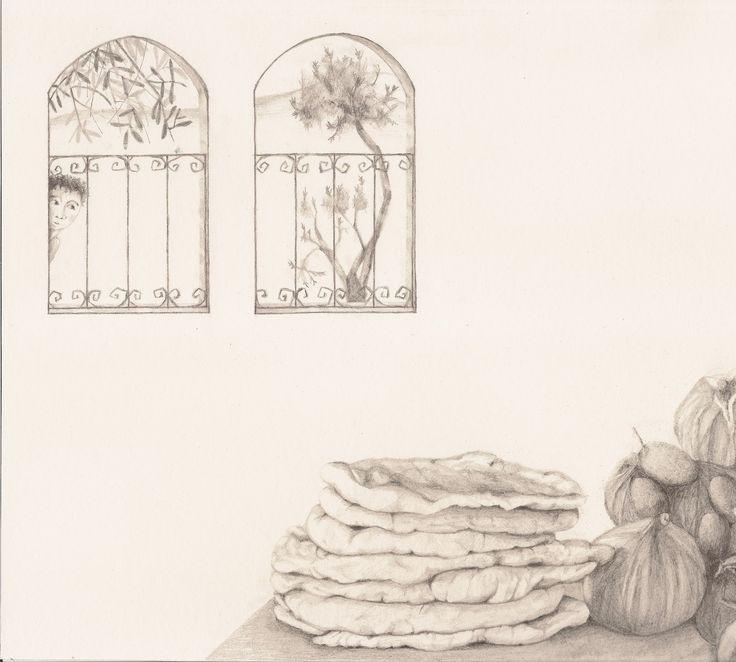 pane arabo, l'amore vola
