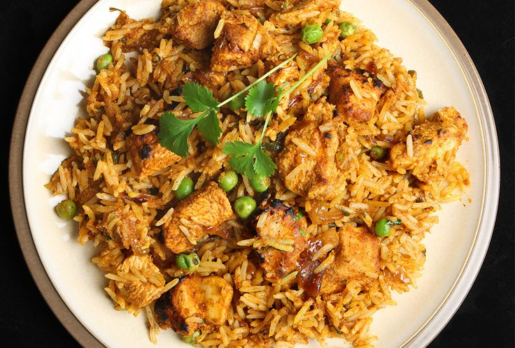 Whip up an Indian tonight and try this delicious Chicken Biryani Fakeaway!