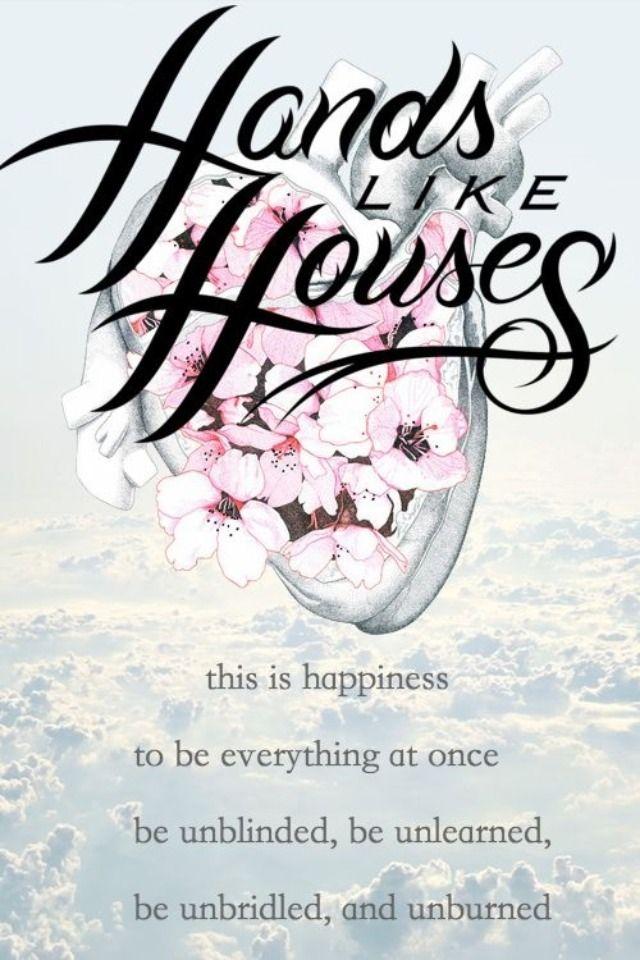 hands like houses lyrics | Tumblr