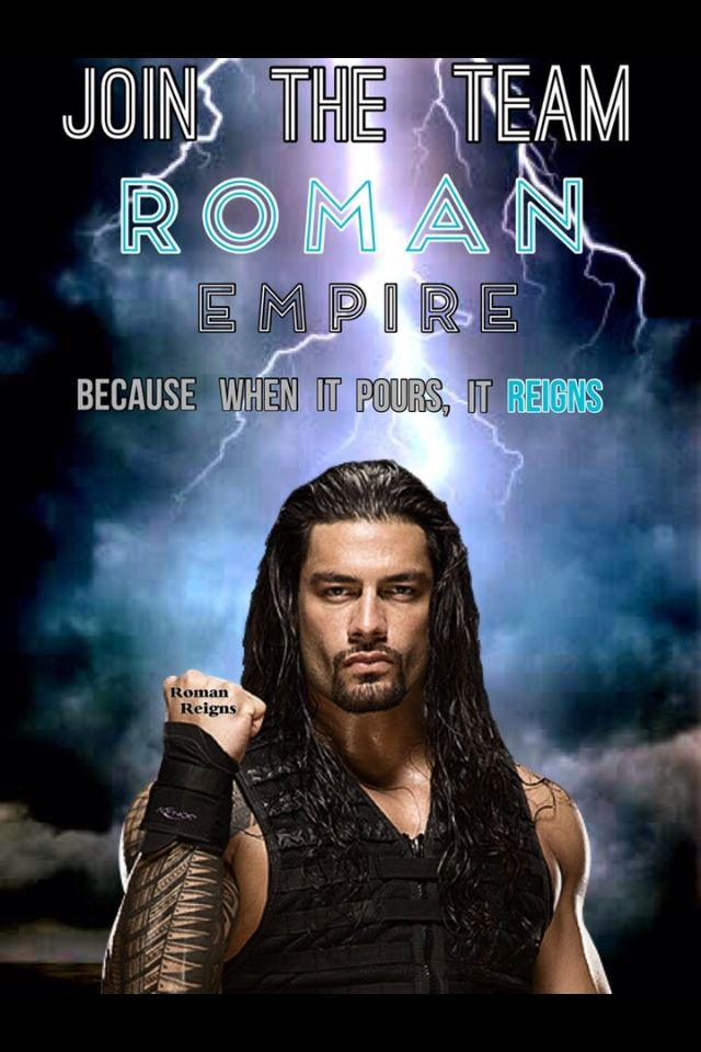 Roman Reigns! Barrett can call himself King Barrett all he wants, to me Roman is the real King of the Ring!