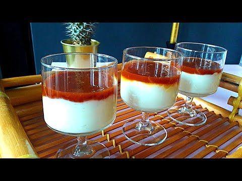 Karamelli Magnolya Tarifi tatlı tarifleri - YouTube sayfama abone olmayı unutmayın