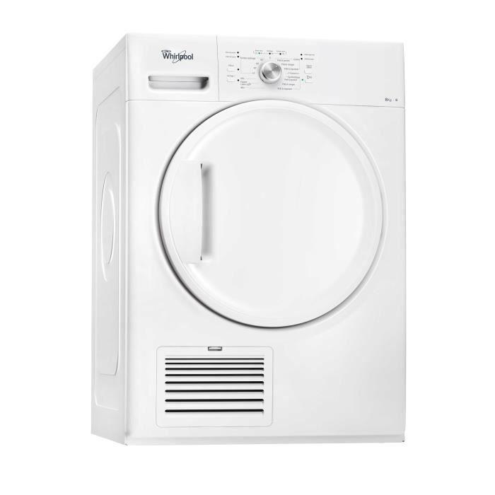 Le #Noel de @Cdiscount ➠ #WHIRLPOOL DDLX80113 - Sèche-linge à condensation 8kg Blanc à 299.99 € ➠ https://ad.zanox.com/ppc/?28290640C84663587&ulp=[[http://www.cdiscount.com/electromenager/lavage-sechage/whirlpool-ddlx80113-seche-linge-a-condensation-8/f-1100105-whiddlx80113.html?refer=zanoxpb&cid=affil&cm_mmc=zanoxpb-_-userid]]
